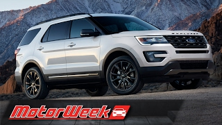 Download Road Test: 2017 Ford Explorer - Less Exploring, More Conquering Video