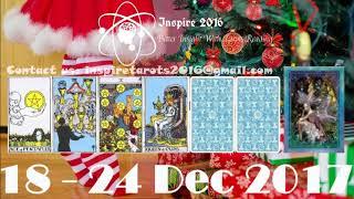 Download Gemini Weekly Tarot Reading 18 - 24 December 2017 (Special Sagittarius New Moon) Video