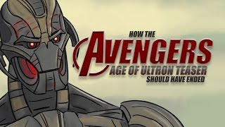 Download How The Avengers: Age of Ultron Teaser Should Have Ended Video