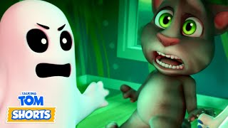 Download Talking Tom Shorts 37 - Scary Movie Video