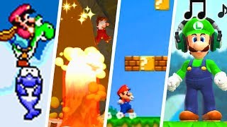 Download Evolution of Best 2D Super Mario Levels (1985 - 2018) Video