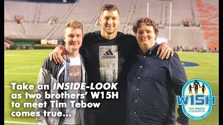 Download Inside Preston & Parker's W15H with Tim Tebow Video