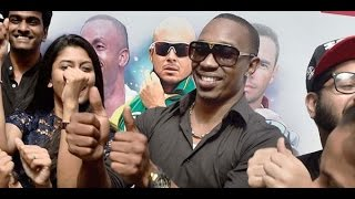 Download Dwayne Bravo To Sing A Peppy Track For Tum Bin 2 | Jager Bomb | Ankit Tiwari | Bollywood Inside Out Video