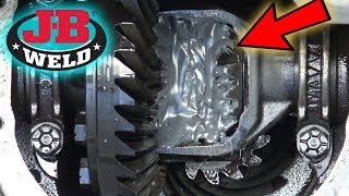 Download Can You JB WELD your DIFF? Video