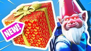 Download Fortnite CHRISTMAS ONLY Challenge! (Fortnite Presents) Video