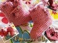 Download Botas Tejidas a Crochet 6-12 meses PARTE 2 Video