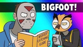 Download Vanoss Gaming Animated - Bigfoot Hunters! Video