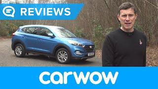 Download Hyundai Tucson SUV 2018 review | Mat Watson Reviews Video