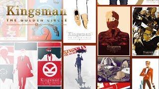 Download Kingsman: The Golden Circle   Kingsman Fan Art   20th Century FOX Video