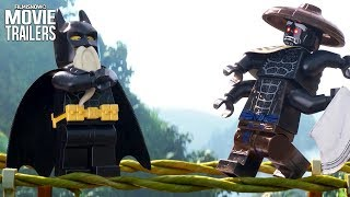 Download Funny Bloopers and Outtakes from The LEGO NINJAGO Movie Video