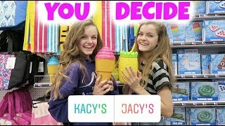Download Our Instagram Followers Choose Our Summer Essentials ~ Jacy and Kacy Video