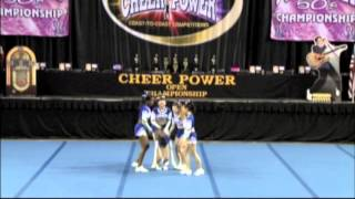 Download Twisters All-Stars Senior Level 2 Stunt Group Video