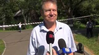 Download Klaus Iohannis si SPP-ul pe bicicleta Video