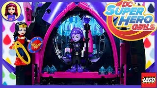 Download Eclipso's Dark Palace LEGO DC Superhero Girls Build Review Silly Play Kids Toys Video