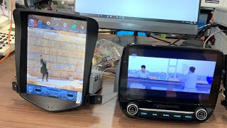 Download Android Car Stereo For Creta , Cruze , I20 , Innova Crysta , Nexon | Tesla Type Stereo For Accord Video