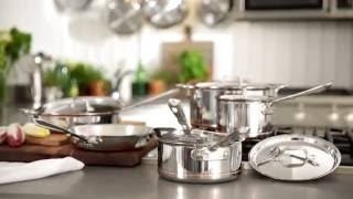 Download How to Choose your All-Clad Cookware Video