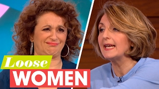 Download Nadia and Kaye Passionately Disagree Over Shared Parental Leave | Loose Women Video