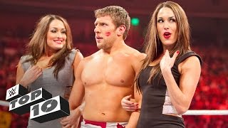 Download Unexpected kisses: WWE Top 10 Video