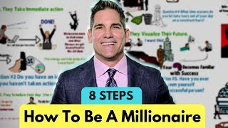 Download 8 Simple Steps to Become a Millionaire | The Millionaire Booklet by Grant Cardone Video