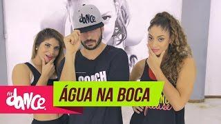 Download Mc Tati Zaqui - Água Na Boca - FitDance - 4k | Coreografia | Choreography Video