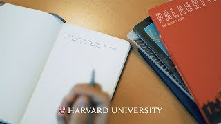 Download A writer's journey, a poem by a Harvard student Video