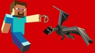 Download How To Spawn The Ender Dragon Instantly: Make The Ender Dragon Your Pet! Video