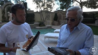 Download Barstool Pizza Review - Snacks Pizza At The Bellagio With Special Guest Robert Kraft Video