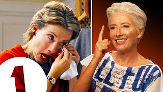 Download ″Don't sigh, don't cry!″ Emma Thompson on THAT Love Actually scene, Harry Potter and Late Night. Video