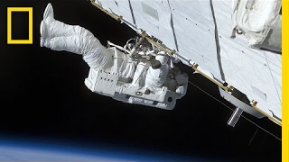 Download What Happens When an Astronaut Drops Something in Space? | Short Film Showcase Video