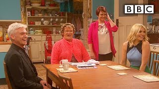 Download Holly Willoughby and Phillip Schofield in Mrs Brown's kitchen - All Round to Mrs Brown's: Episode 2 Video