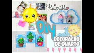 Download DIY KAWAII / ideias com papelão para decorar o quarto #AMIGASYOUTUBERS Video
