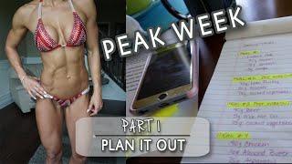 Download PLAN FOR SUCCESS || Peak Week part 1 || Bikini & Figure Prep 2016 Video