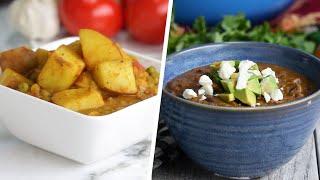 Download 4 High-Fiber Vegetarian Meals •Tasty Video