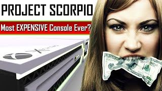 Download The Xbox One X aka Project Scorpio Will Cost $800? Video