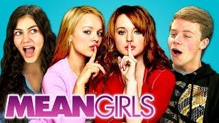 Download TEENS REACT TO MEAN GIRLS (10th Anniversary) Video
