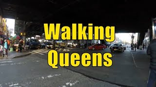 Download ⁴ᴷ Walking Tour of Queens, NYC - Jackson Heights, Elmhurst & Corona (NYC's Melting Pot) Video