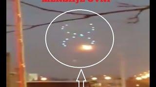 Download ufo,OVNIS FORMAN MENSAJE EN CIELOS DE CANADÁ Nov/2016. Video