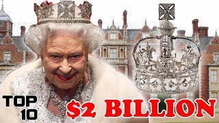 Download Top 10 Expensive Things Queen Elizabeth Owns Video