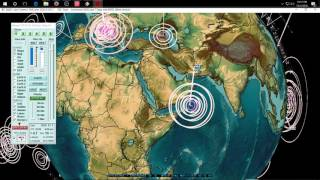 Download 11/01/2016 - 27.5 inch RISE due to Earthquakes in Italy - English Channel hit as expected Video