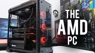 Download The AMD Build of 2016!! November PC of the Month Video