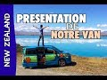 Download PRESENTATION de notre VAN SCOUBI 🚐 [ROAD TRIP NOUVELLE ZELANDE] VLOG #1 Video