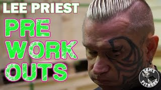 Download LEE PRIEST And PRE WORKOUT Supplements in Bodybuilding Video