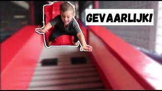 Download DEVRAN WORDT GELANCEERD IN INDOOR SPEELTUIN! | VLOG #148 Video