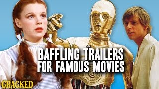 Download Baffling Trailers For Famous Movies Video