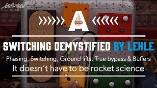 Download Switching Demystified by Lehle Pedals - It doesn't have to be rocket science! Video