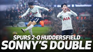 Download HEUNG-MIN SON'S DOUBLE! | Spurs 2-0 Huddersfield Video
