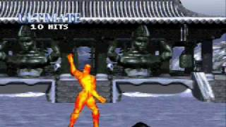 Download Killer Instinct Ultras, Ultimates, Danger Moves and Humiliations. [SNES] Video