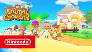 Download Animal Crossing: New Horizons – Welcome to Island Life! (Nintendo Switch) Video