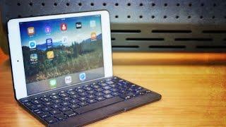 Download ZAGG folio backlit keyboard & case for the iPad Mini & iPad mini w/retina review! Video