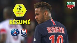 Download Paris Saint-Germain - SM Caen ( 3-0 ) - Résumé - (PARIS - SMC) / 2018-19 Video